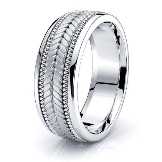 Walter Hand Woven Women Wedding Ring