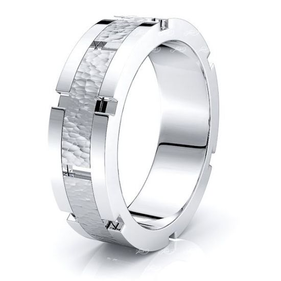 Verity Solid 7mm Mens Wedding Ring