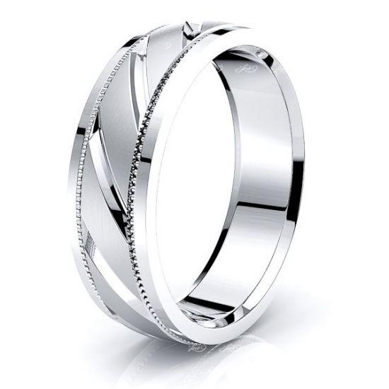 Orson Solid 7mm Mens Wedding Ring