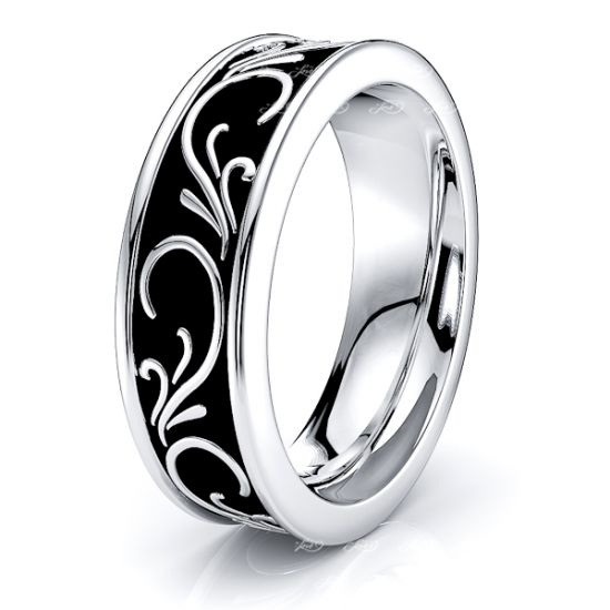 Greyson Solid 7mm Mens Wedding Ring
