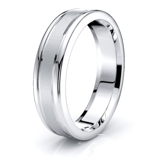 Fay Solid 5mm Mens Wedding Ring