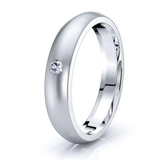 Clementine Mens Diamond Wedding Ring