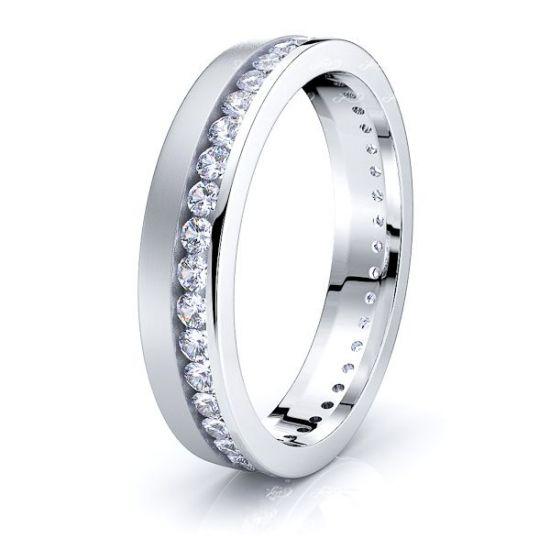 Maya Mens Diamond Wedding Ring