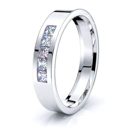 Thea Mens Diamond Wedding Ring