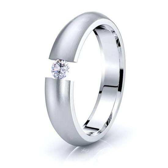 Isadora Mens Diamond Wedding Ring