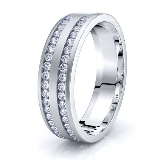 Marin Mens Diamond Wedding Ring