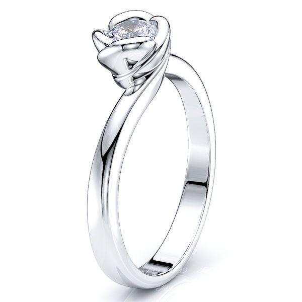 Austin Solitaire Engagement Ring