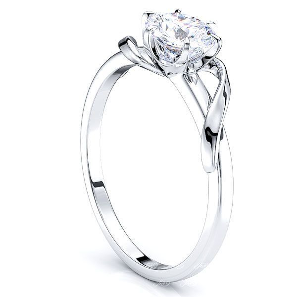 Portland Solitaire Engagement Ring