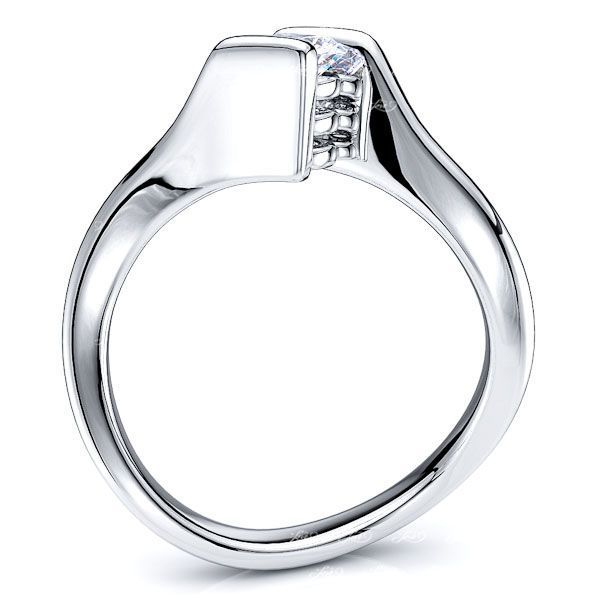 Houston Solitaire Engagement Ring