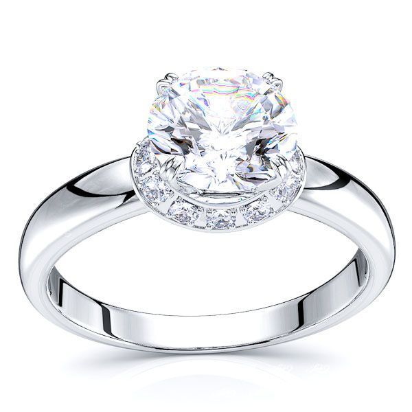 Philadelphia Solitaire Engagement Ring