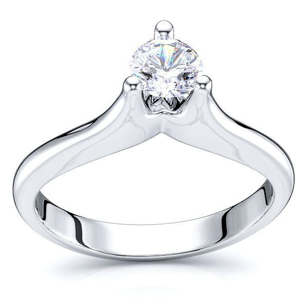 San Jose Solitaire Engagement Ring
