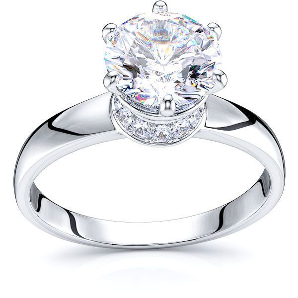 Jacksonville Solitaire Engagement Ring