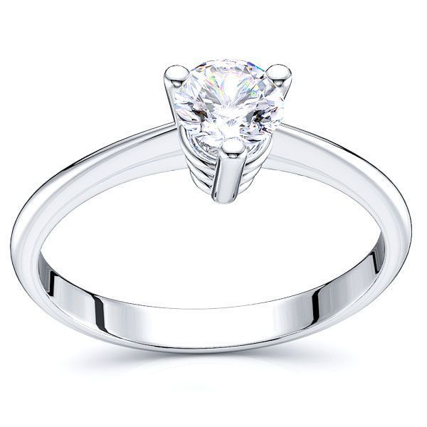 Indianapolis Solitaire Engagement Ring