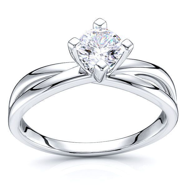 Columbus Solitaire Engagement Ring