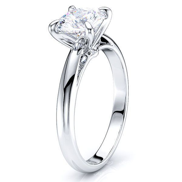 Madison Solitaire Engagement Ring