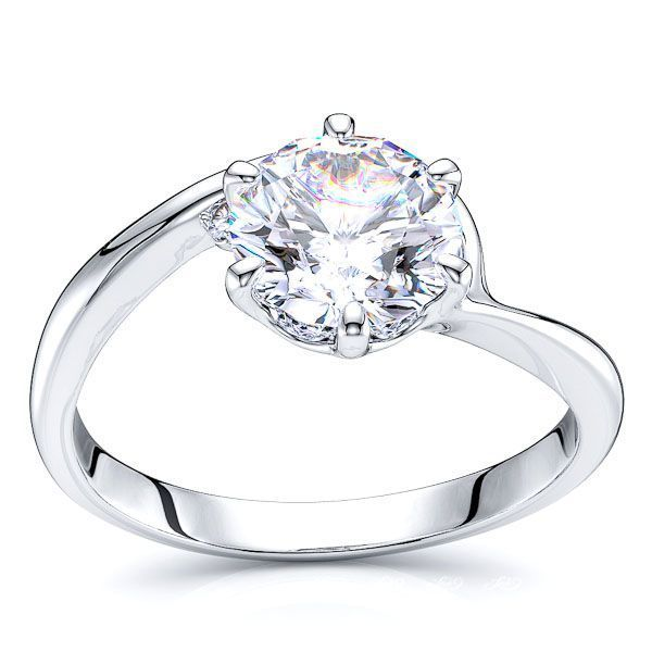 Soho Solitaire Engagement Ring