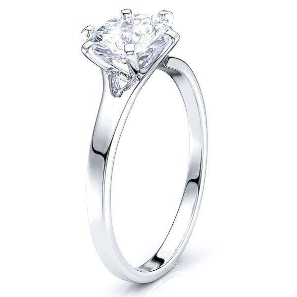 Nolita Solitaire Engagement Ring