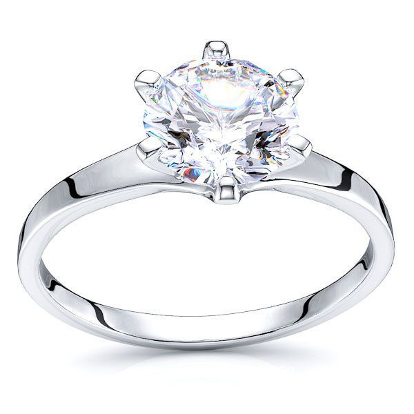 Nolita Solitaire Engagement Ring