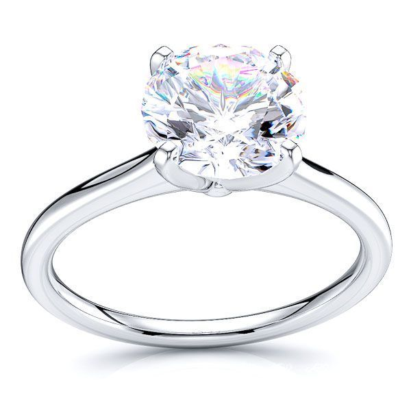 Gramercy Solitaire Engagement Ring
