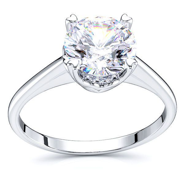 Greenwich Solitaire Engagement Ring