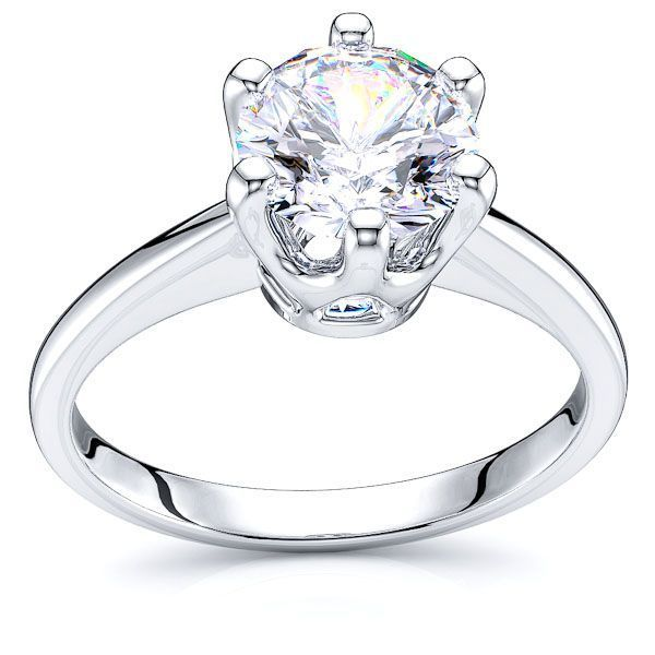Bridgeport Solitaire Engagement Ring