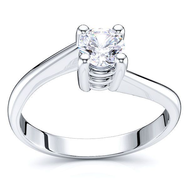 Waterbury Solitaire Engagement Ring