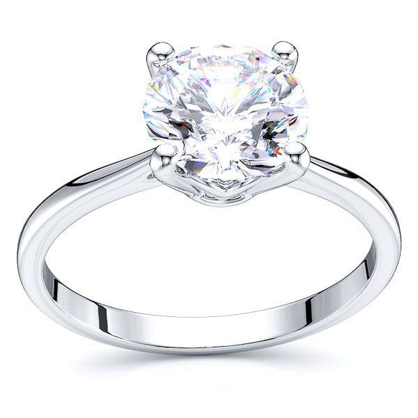 Norwalk Solitaire Engagement Ring