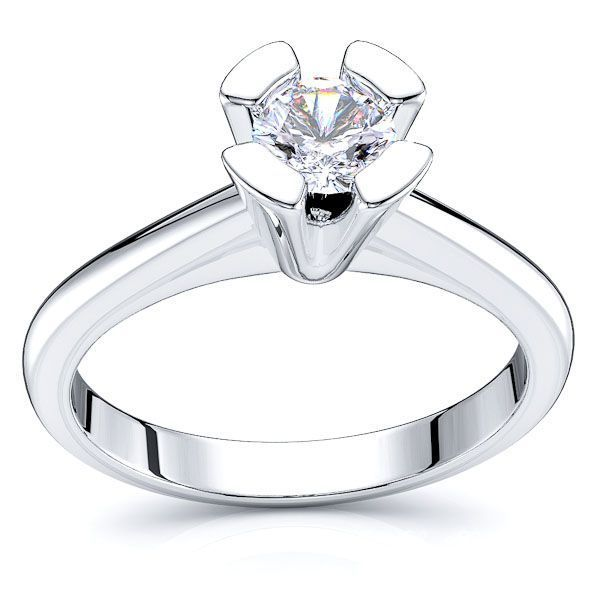 Danbury Solitaire Engagement Ring