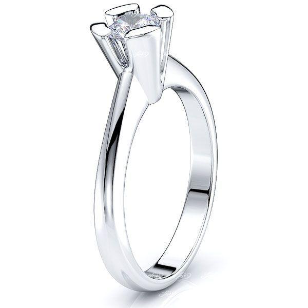 Danbury Solitaire Engagement Ring