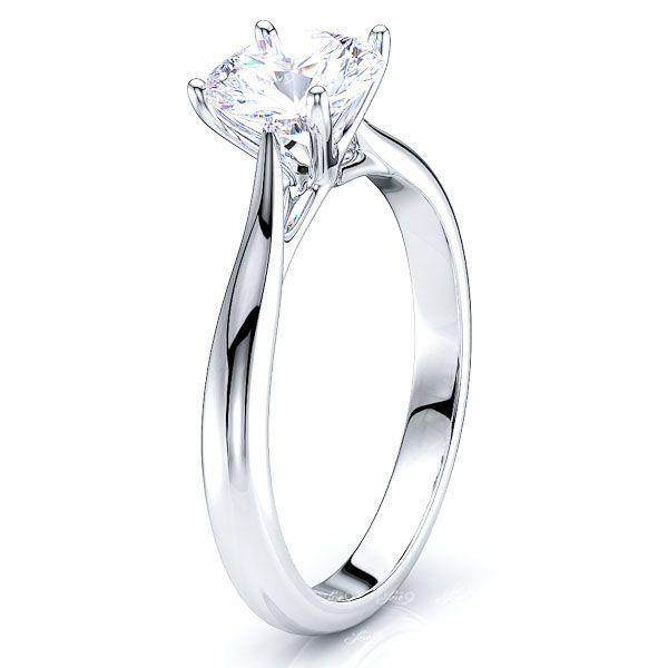 Henderson Solitaire Engagement Ring