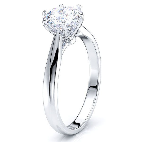 Glendale Solitaire Engagement Ring
