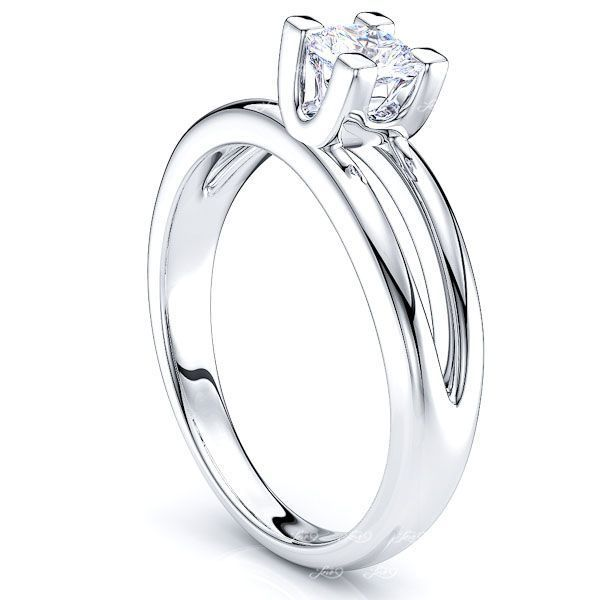 Solitaire Greensboro Engagement Ring