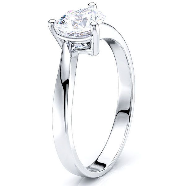 Solitaire Montgomery City Engagement Ring
