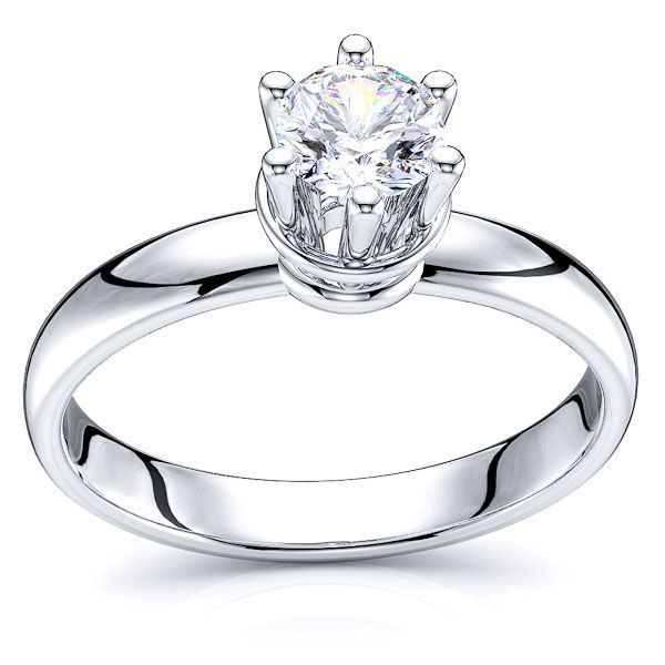 Solitaire Laredo Engagement Ring