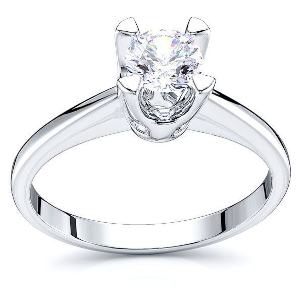 Solitaire Baltimore Engagement Ring