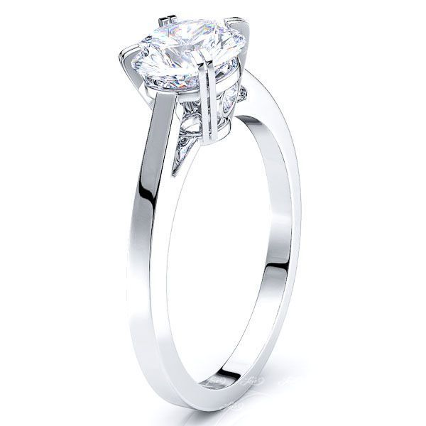 Oklahoma City Solitaire Engagement Ring