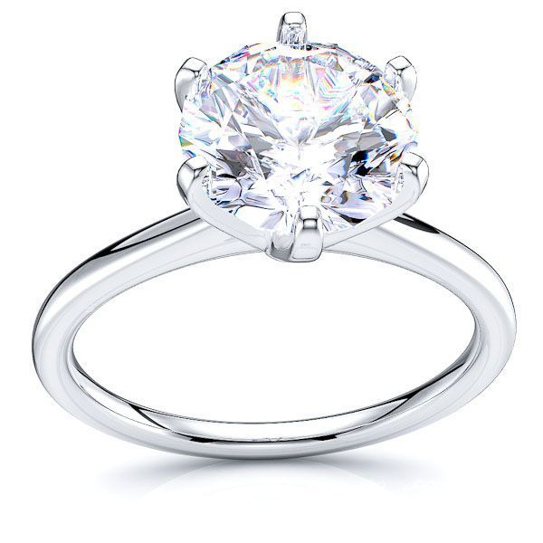Raleigh Solitaire Engagement Ring