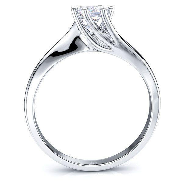 Solitaire Albuquerque Engagement Ring