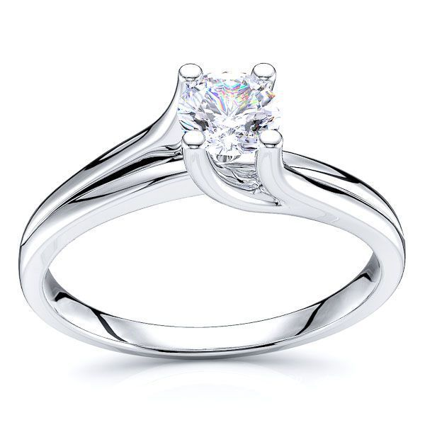 Solitaire Toledo Engagement Ring