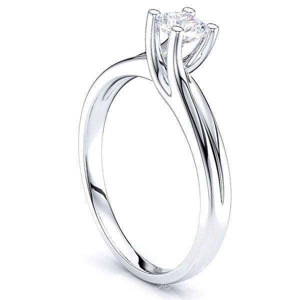 Solitaire Toledo Engagement Ring