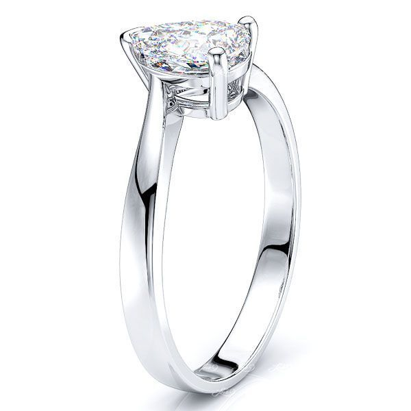 Solitaire Bakersfield Engagement Ring