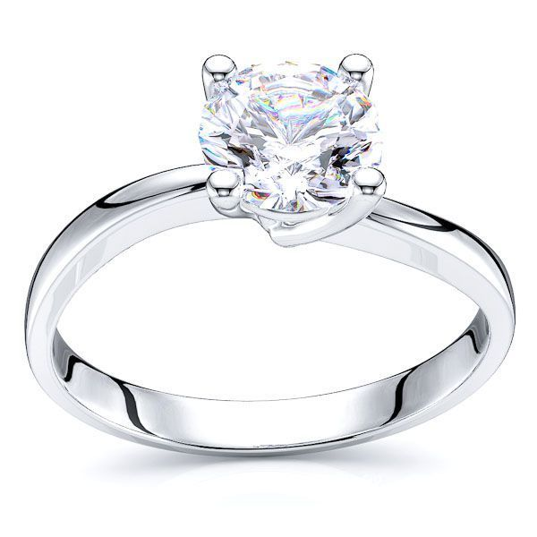 Solitaire Honolulu Engagement Ring