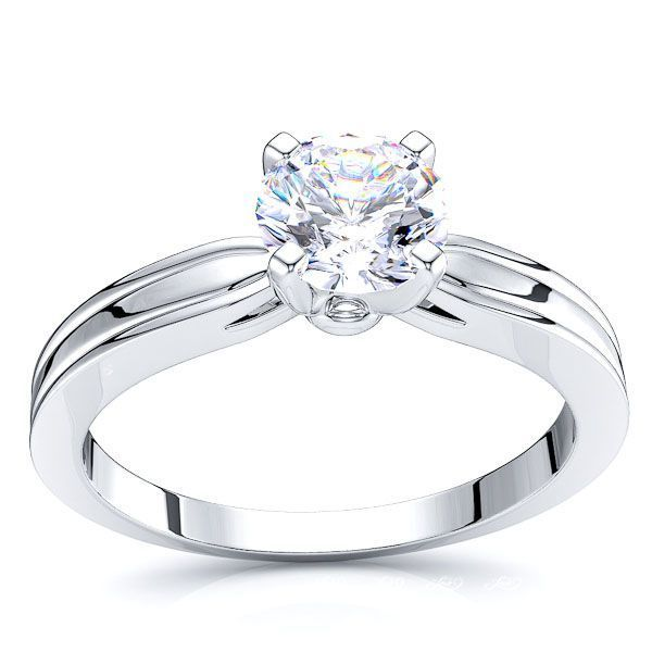 Solitaire Nashville Engagement Ring