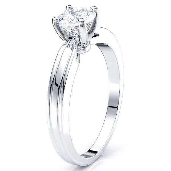 Solitaire Nashville Engagement Ring