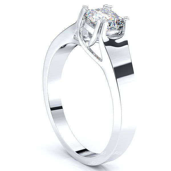 Chandler Solitaire Engagement Ring