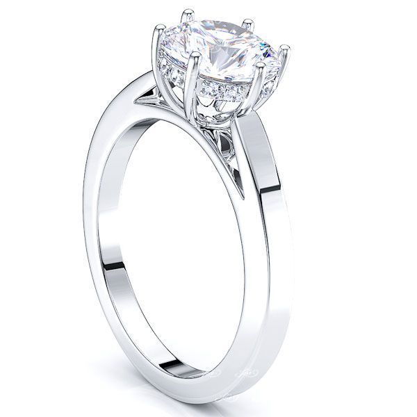 Chelsea Solitaire Engagement Ring