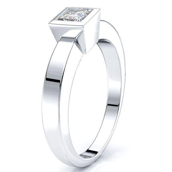 Denver Solitaire Engagement Ring