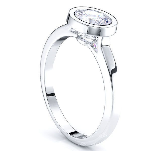 Montana Solitaire Engagement Ring