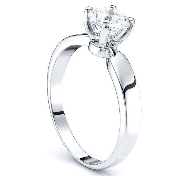Solitaire Fresno Engagement Ring