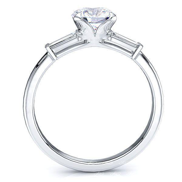 Minneapolis Three Stone Enagagement Ring